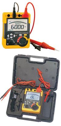 دستگاه تست عایق (میگر) DT-6605 5000 V