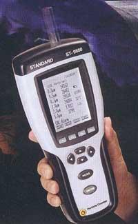 دستگاه پارتیکل کانتر (غبارسنج) DT-9880